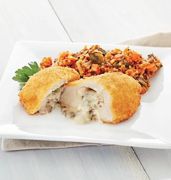 Gourmet Chicken Caesar