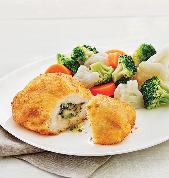 Gourmet Chicken Chicken Kiev