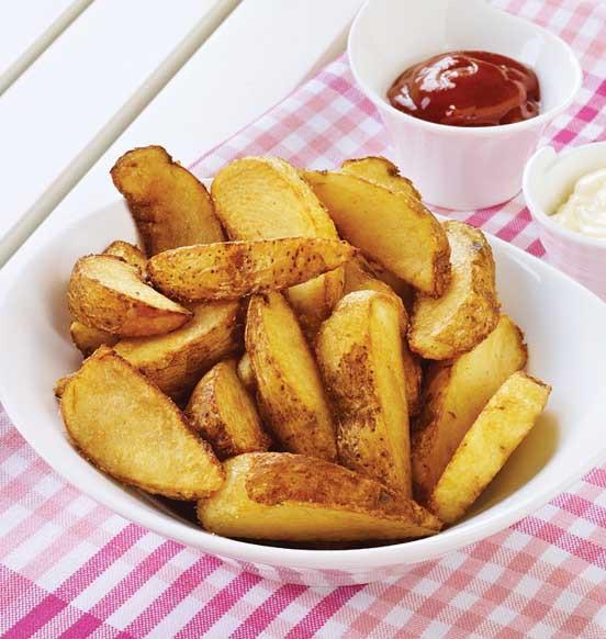 Homestyle Potato Wedges