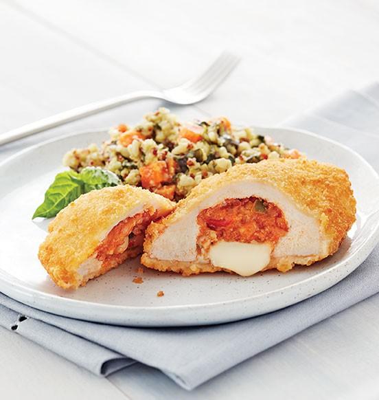 Gourmet Chicken Chicken Parmigiana