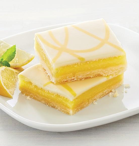 Lemonicious Lemon Squares