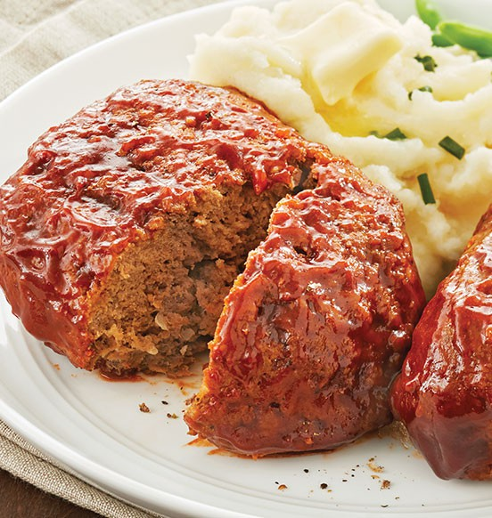 Meat Loaf Minis