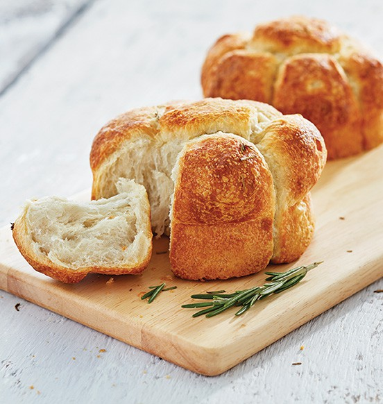Rosemary Pull-Apart Bread
