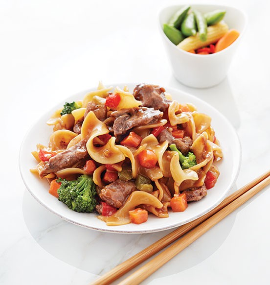 Shanghai Beef Noodle