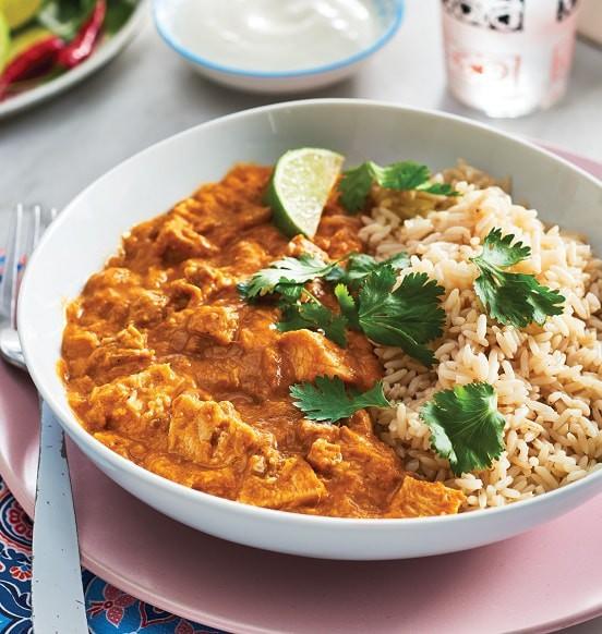 Simmer Sauce -Chicken Korma