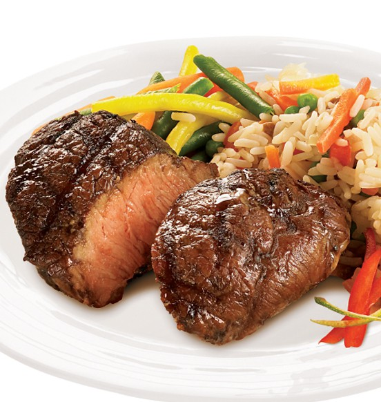 Teriyaki Sirloin Steaks