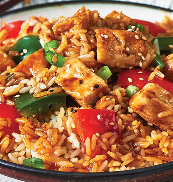 Sweet Spicy Chicken
