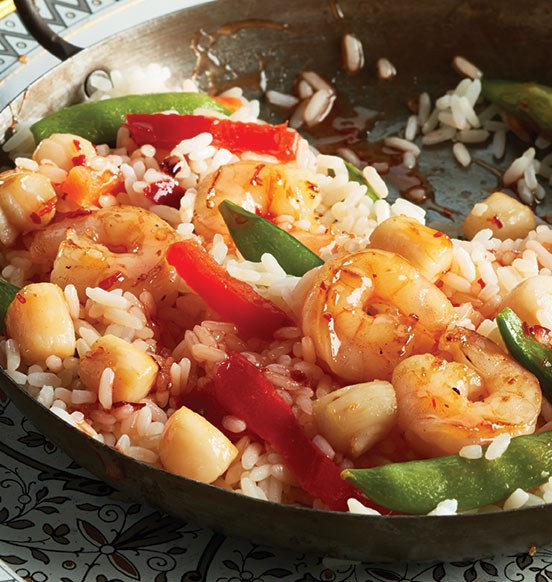 Sweet Chili Shrimp and Bay Scallop Kit