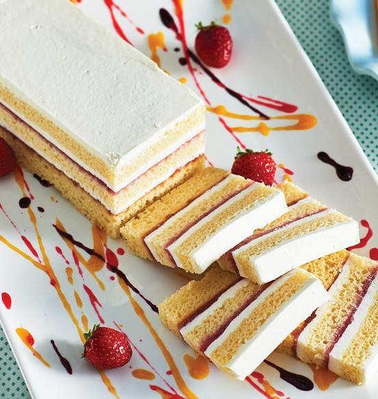 TOO TALL® Strawberry Shortcake
