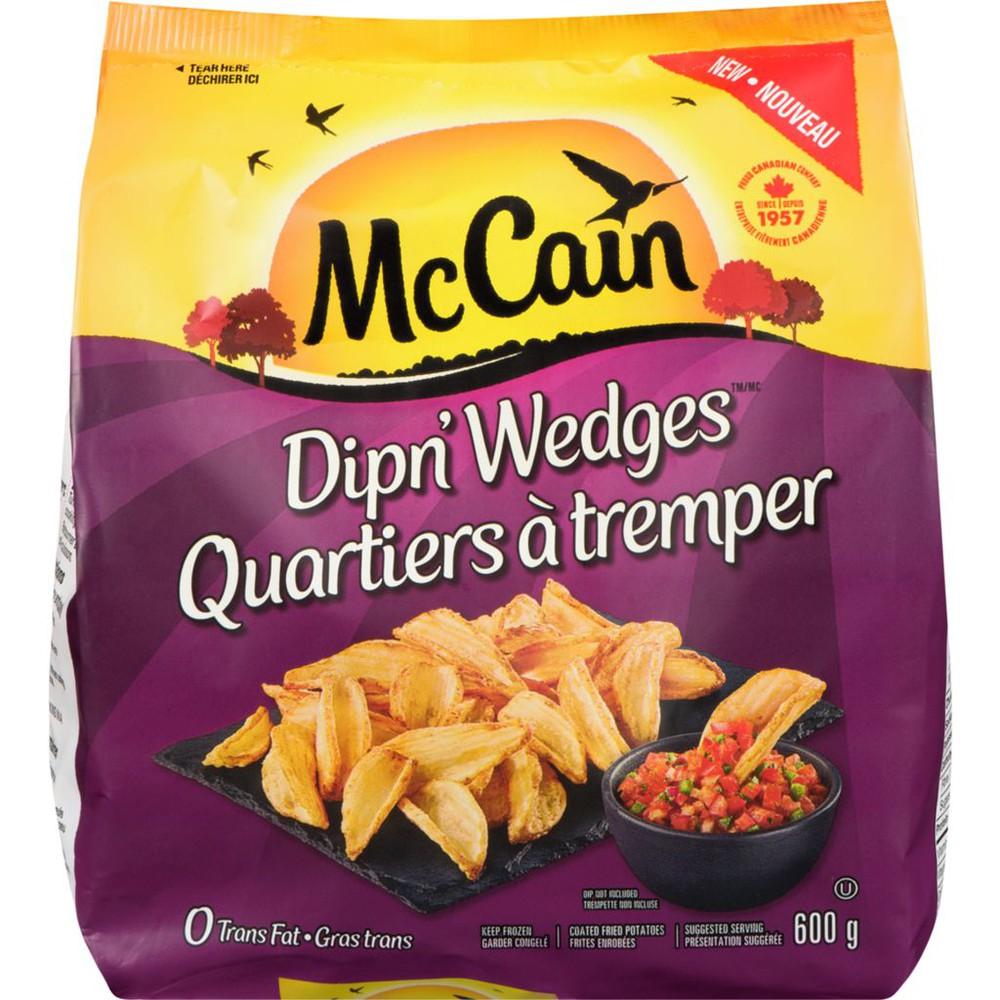 McCain Dipn' Wedges