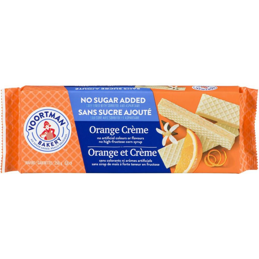 Orange Cream Wafers