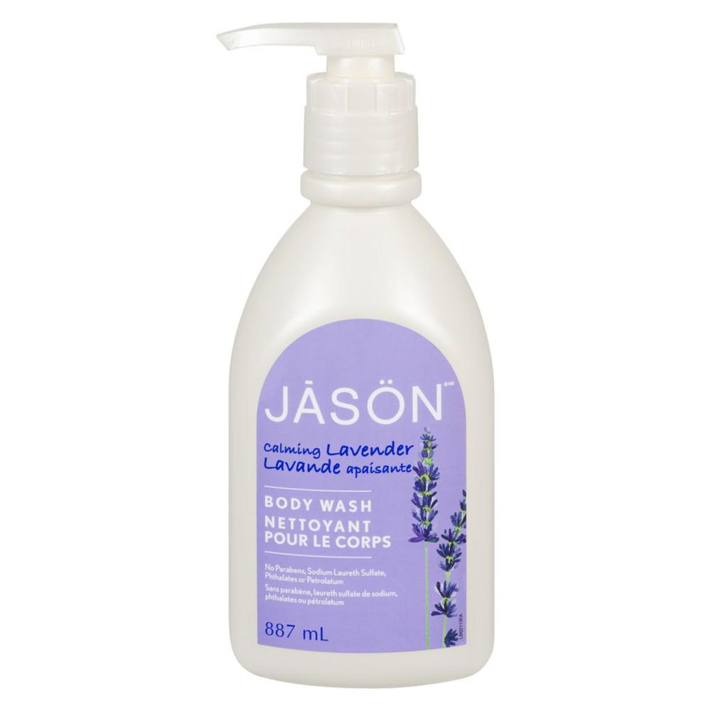 Pure Natural Body Wash, Calming Lavender