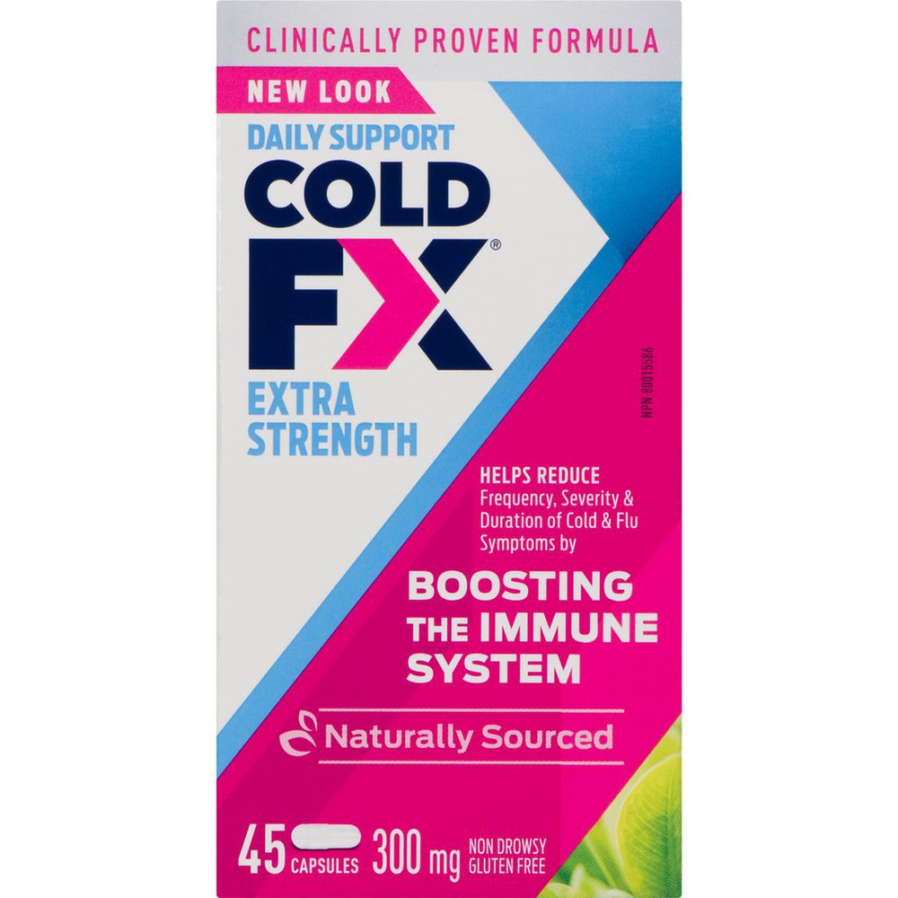 Cold Remedy, Extra Strength