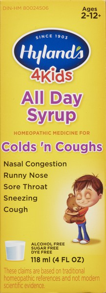 Cold 'n cough for kids