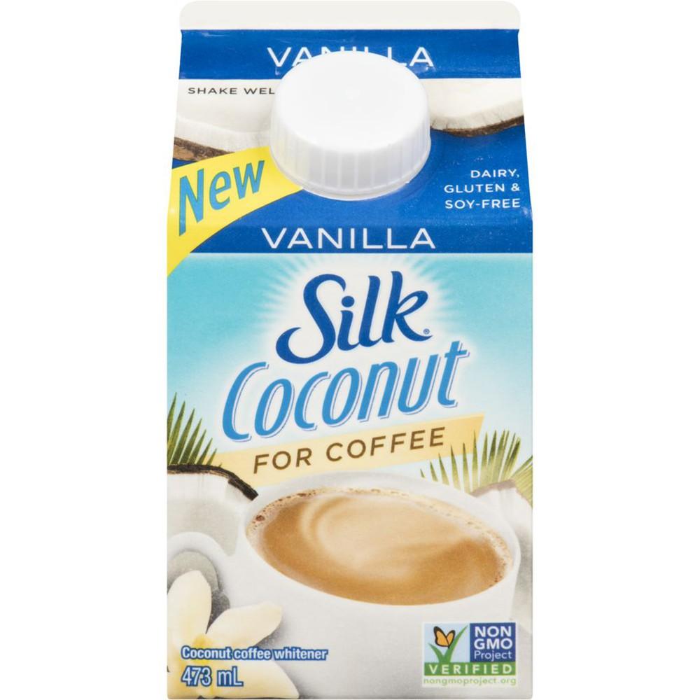 Coconut Vanilla Creamer - Natural & Organic