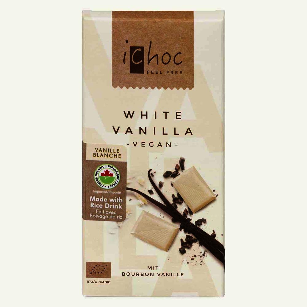 White Vanilla - Natural & Organic