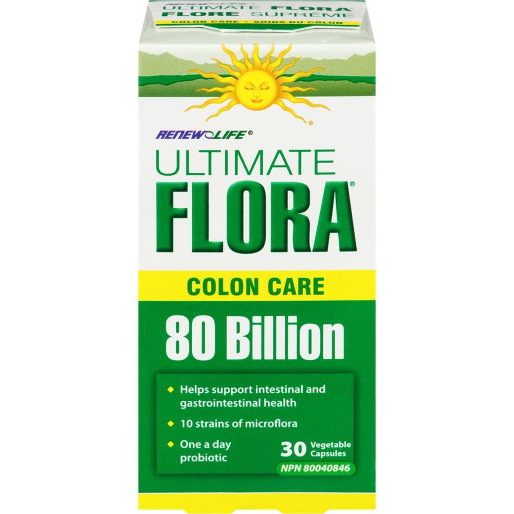 Ultimate Flora, Colon Care