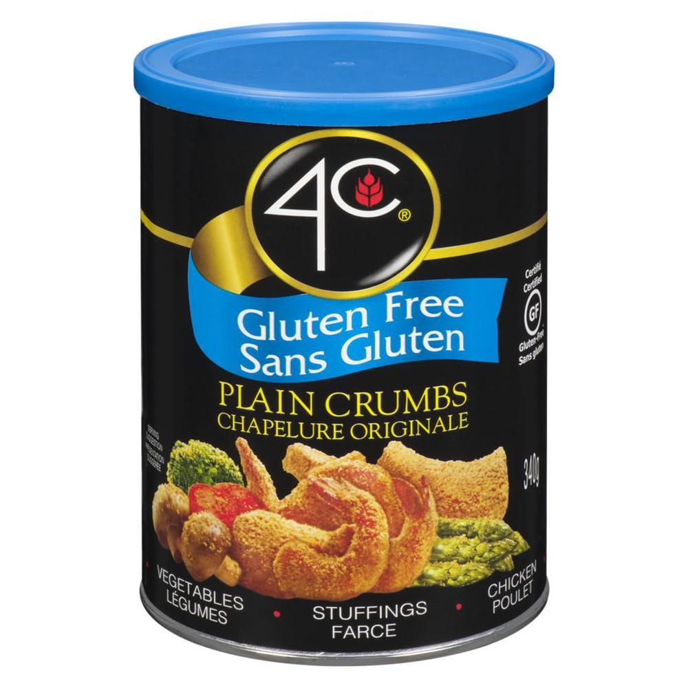 Plain Crumbs, Gluten Free