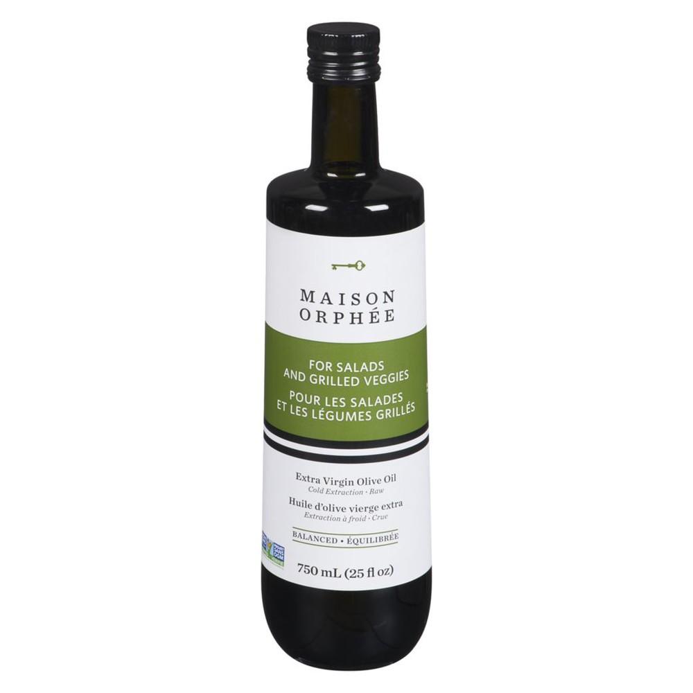 Extra Virgin Olive Oil for Salads & Pesto - Natural & Organic