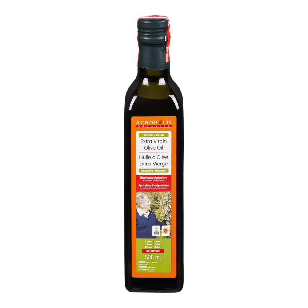 Organic extra virgin olive oil-natural & organic