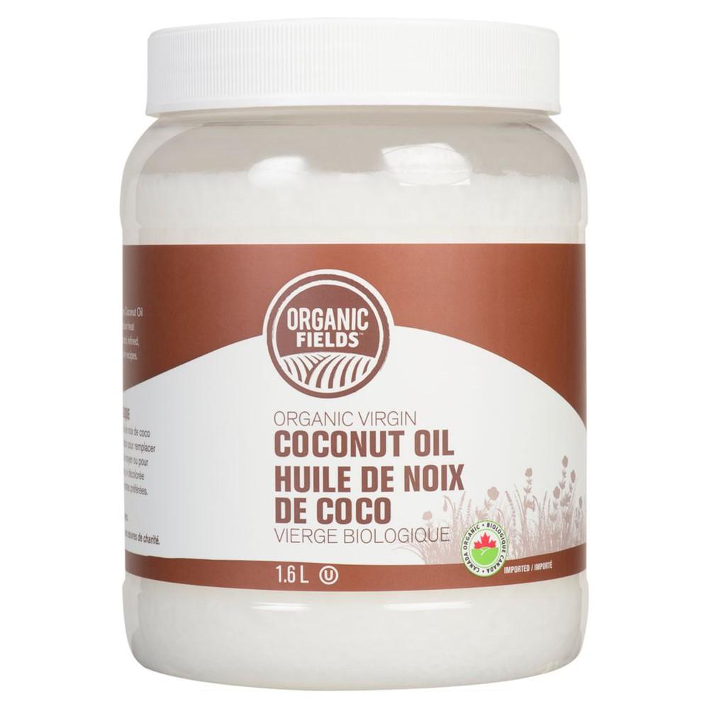 Organic Virgin Coconut Oil - Natural & Organic