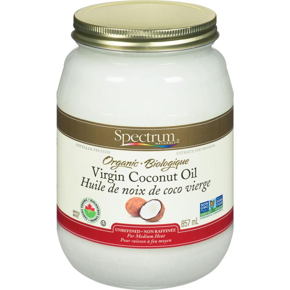 Organic Virgin Coconut Oil, Unrefined - Natural & Organic