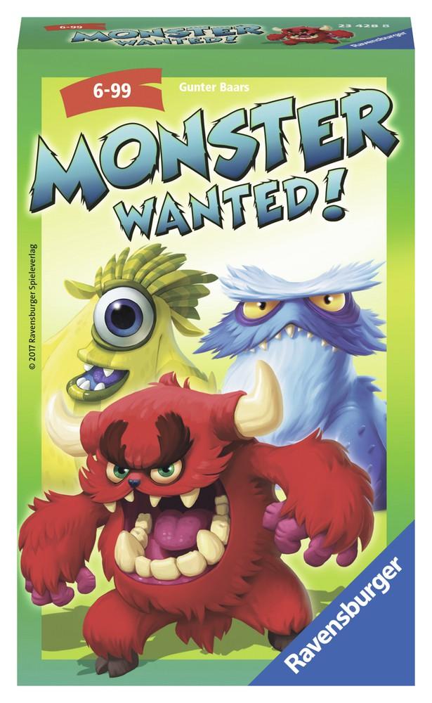 Monster wanted Caja 12 cm x 18 cm x 4 cm, 140 grs