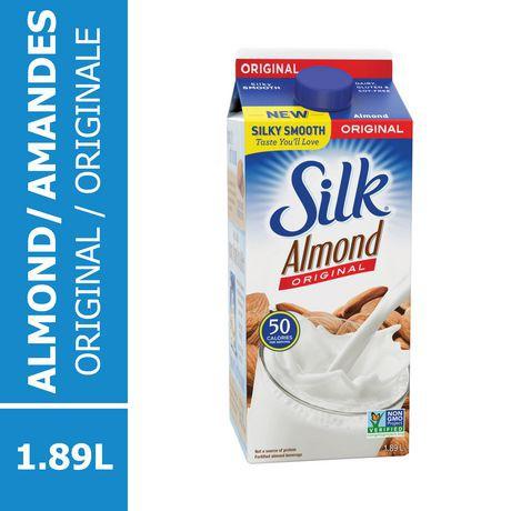 Silk Almond Beverage Original