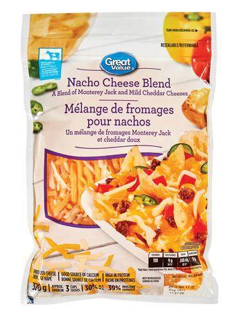 Nacho cheese blend