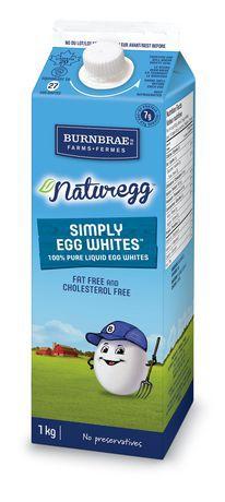 Naturegg simply egg whites