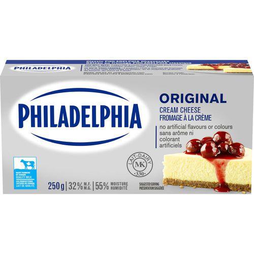 Original brick cream cheese
