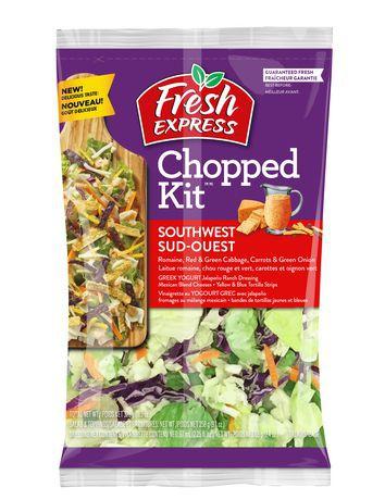 Kit southwest chopped salad