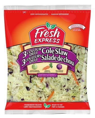 3 color deli coleslaw