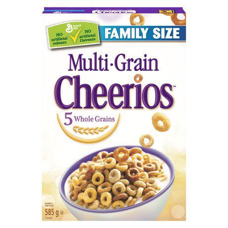 Cheerios™ Multi-Grain Cereal Family Size