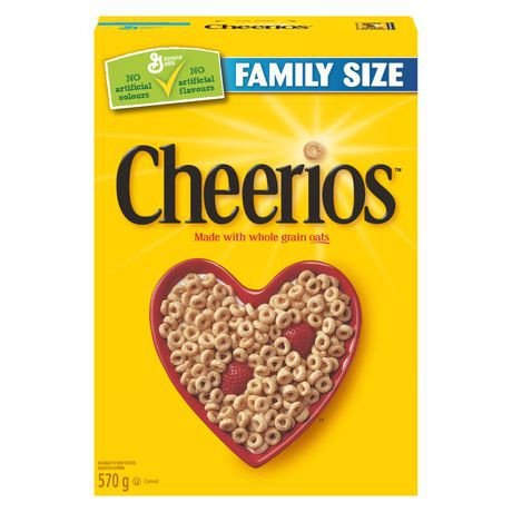 Cheerios™ Cereal, Family Size