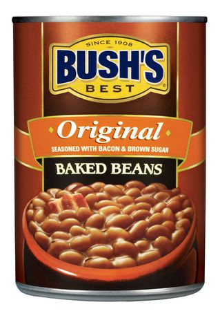 BUSH'S® Original Baked Beans Seasoned with Bacon And Brown Sugar