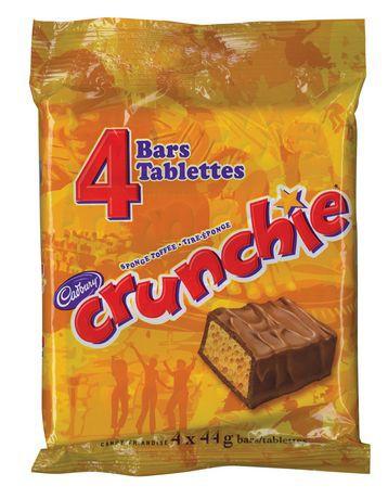 Crunchie Sponge Toffee Chocolate bar