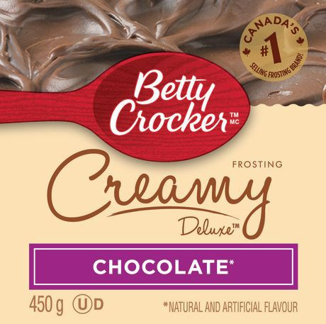 Betty Crocker Chocolate Creamy Deluxe Frosting
