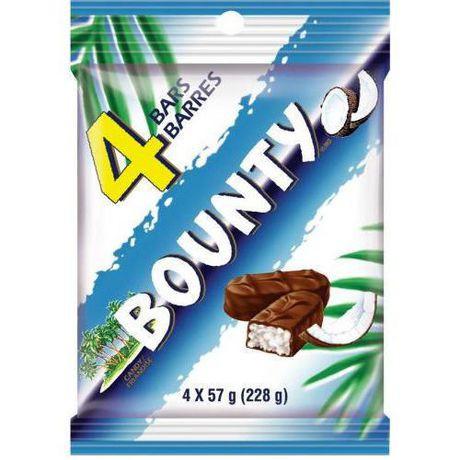 Bounty Coconut Chocolate Candy bar