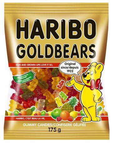 Goldbears gummy candies