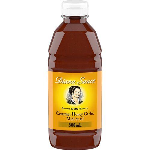 Sauce BBQ honey garlic