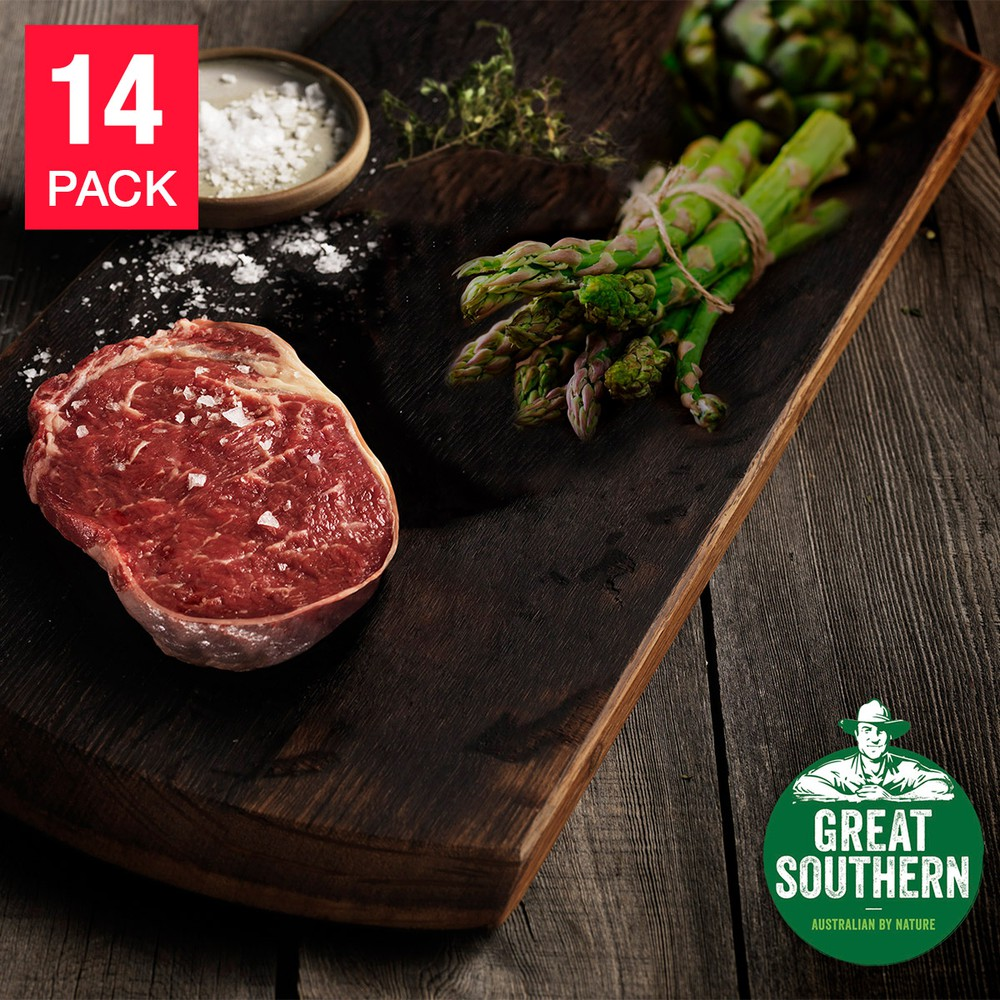 Great Southern Grass-fed Rib Eye Steak · Costco · Cornershop