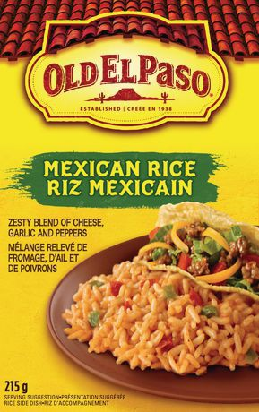 Old El Paso™ Mexican Rice