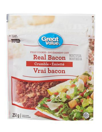 Real Bacon Crumble