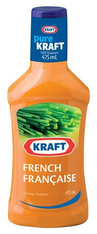 Kraft French Dressing at Home