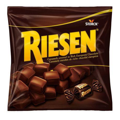 European chocolate caramels