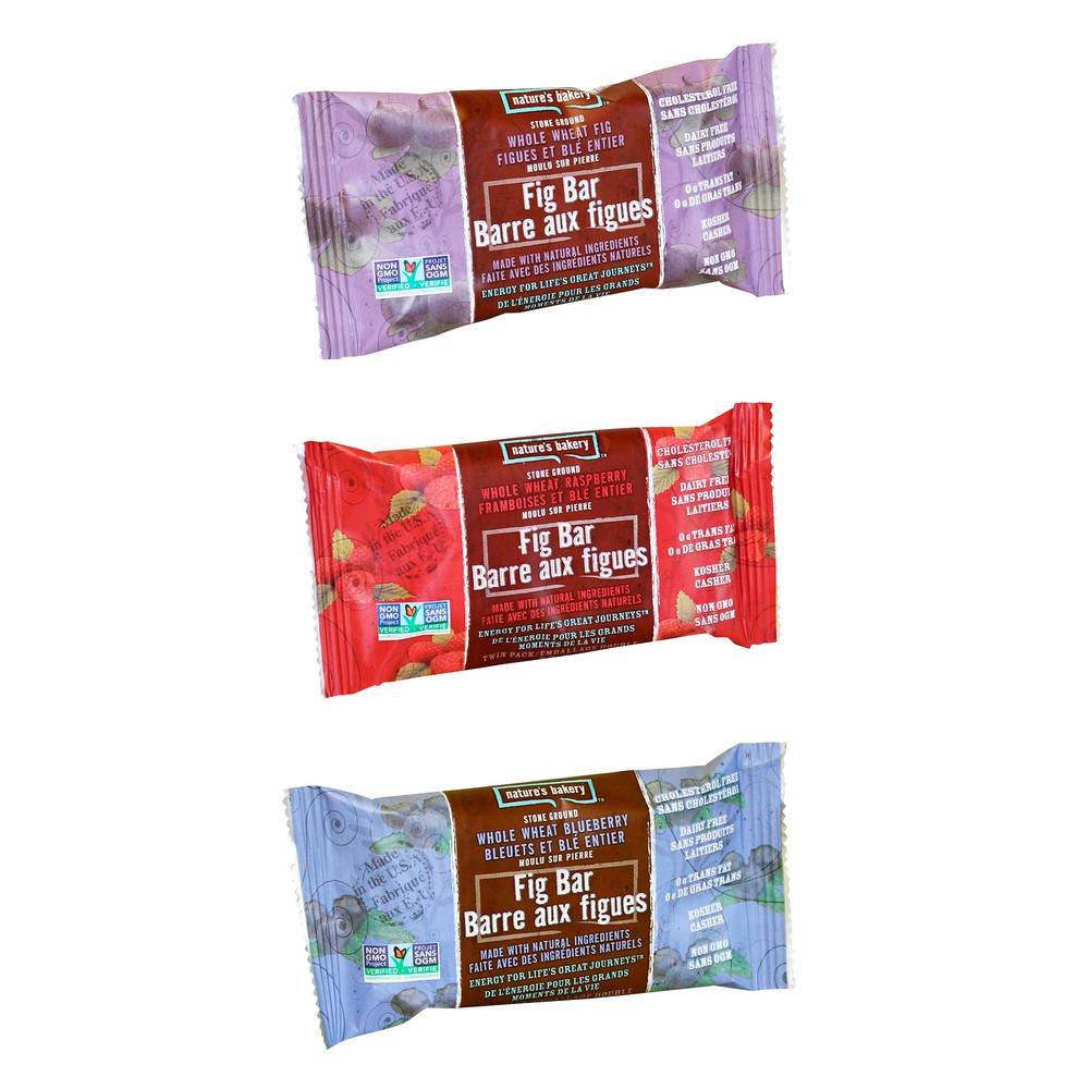 Natures Bakery Fig Bar 24 ct. by Natures Bakery Variety Pack