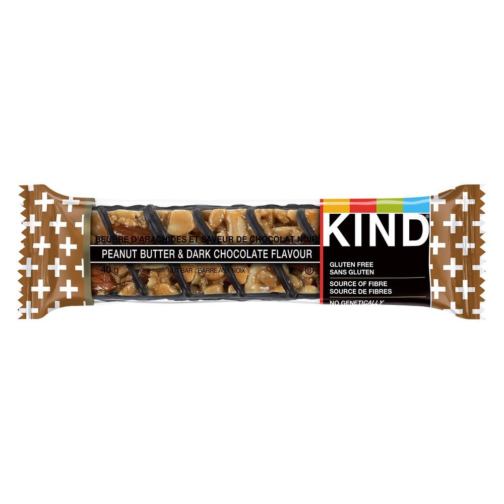 KIND Bars, Peanut Butter Dark Chocolate, 12 × 40 g (1 4 oz) · Costco