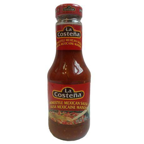 La Costena Homestyle Mexican Sauce