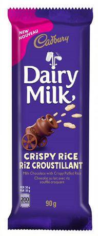 Cadbury Dairy Milk Crispy Rice 90G